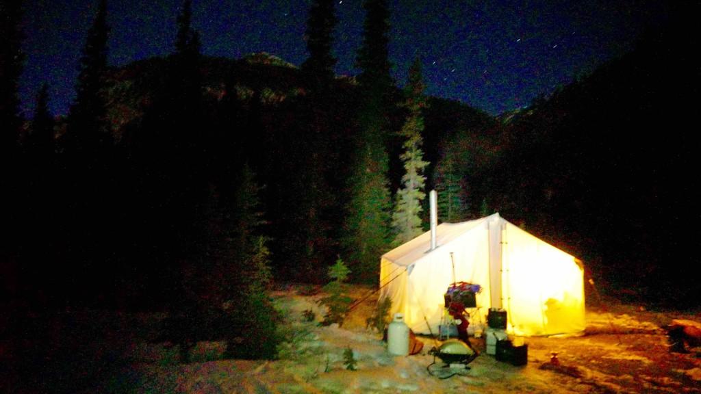 GhostCAMP 2015 PeakStratagem Guiding