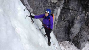 Ghost River Wilderness, Ghost Ice Camp, Ice Climbing, Canadian Rockies, PeakStratagem