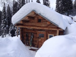 boulder hut adventures, backcountry skiing, AST2, powder, powder skiing, peakstratagem, avalanche skills training, AST1, Canadian Rockies, Canmore, Banff, Calgary